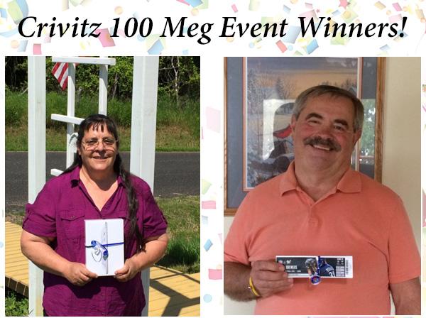 Crivitz Event Winners